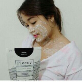 fleecy scrub rice