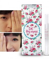 dk big eyes feature